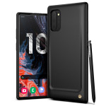VRS DESIGN(VERUS) Damda Single Fit for Galaxy Note 10 Plus (Black)
