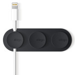 elago MAGNETIC CABLE MANAGEMNET BUTTONS for Cable (Black)