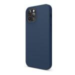 elago SILICONE CASE for iPhone12 Pro / iPhone12 (Jean Indigo)