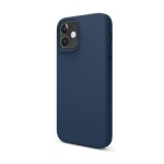 elago SILICONE CASE for iPhone12 mini (Jean Indigo)