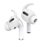 elago EAR BUDS HOOK COVER for AirPods Pro (White)