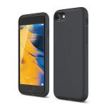 elago SILICONE CASE 2019 for iPhone SE2 (Dark Gray)