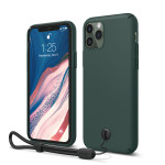 elago SLIMFIT STRAP CASE for iPhone11 Pro (Midnight Green)