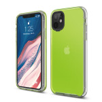 elago HYBRID CASE for iPhone11 (Neon Yellow)