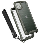 VRS DESIGN(VERUS) Crystal Mixx Pro for iPhone11 Pro (Green Carbon)