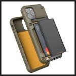 VRS DESIGN(VERUS) Damda Glide Pro for iPhone11 Pro (Khaki)