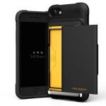 VRS DESIGN(VERUS) Damda Glide Shield Metallic for iPhoneSE2/8/7 (Matt Black2)