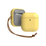 VRS DESIGN(VERUS) MODERN for AirPods /AirPods 2nd Charging / AirPods 2nd Wireless (Lemonade)