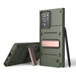 VRS DESIGN(VERUS) Quickstand for Galaxy Note 20 Ultra (Green - Bronze)