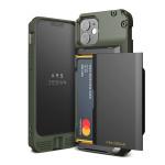 VRS DESIGN(VERUS) Damda Glide Pro for iPhone12 mini (Green Logo)