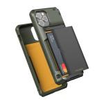 VRS DESIGN(VERUS) Damda Glide Pro for iPhone12 Pro / iPhone12 (Green Logo)