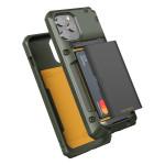VRS DESIGN(VERUS) Damda Glide Pro for iPhone12 Pro Max (Green Logo)