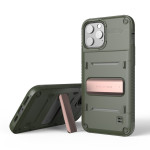 VRS DESIGN(VERUS) Quickstand for iPhone12 Pro Max (Green - Bronze)