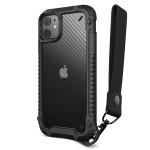 VRS DESIGN(VERUS) Crystal Mixx Pro for iPhone12 Pro Max (Black Carbon)