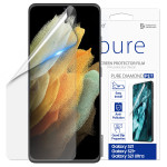 araree Pure Diamond for Galaxy S21 Ultra (Clear)
