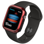 araree AMY for Apple Watch Series SE/6/5/4 44mm (Mars Red)
