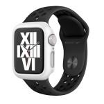 araree AERO for Apple Watch Series SE/6/5/4 44mm (White)