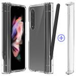 araree Nukin 360P for Galaxy Z Fold3 (5G) (Clear)