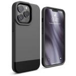 elago GLIDE CASE for iPhone13 Pro (Dark Grey/Black)