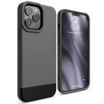 elago GLIDE CASE for iPhone13 Pro Max (Dark Grey/Black)