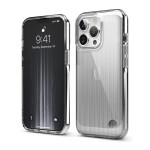 elago URBAN CLEAR CASE for iPhone13 Pro (Clear)