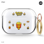 elago LINE FRIENDS BURGER TIME for AirPods Pro (Sally)