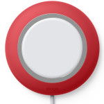 elago CHARGING PAD for MagSafe Charger (Red)