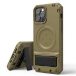 VRS DESIGN(VERUS) MS Quickstand Pro for iPhone12 Pro / iPhone12 (Khaki)