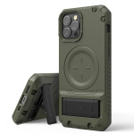 VRS DESIGN(VERUS) MS Quickstand Pro for iPhone12 Pro / iPhone12 (Green)