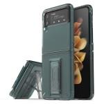 VRS DESIGN(VERUS) Quickstand Modern for Galaxy Z Flip3 (5G) (Ash Green)