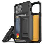 VRS DESIGN(VERUS) Damda Glide Hybrid for iPhone13 Pro Max (Black)