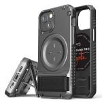 VRS DESIGN(VERUS) MS Quickstand Pro for iPhone13 mini (Metal Black)