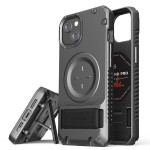 VRS DESIGN(VERUS) MS Quickstand Pro for iPhone13 (Metal Black)