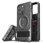 VRS DESIGN(VERUS) MS Quickstand Pro for iPhone13 Pro (Metal Black)