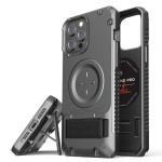 VRS DESIGN(VERUS) MS Quickstand Pro for iPhone13 Pro Max (Metal Black)