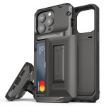VRS DESIGN(VERUS) Damda Glide Hybrid for iPhone13 Pro (Metal Black)