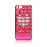 Bling My Thing Extravaganza Heart for iPhone6/6s (Pink_Crystal Heart)