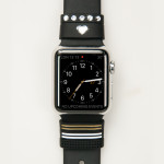 Bling My Thing Allure Loops for Apple Watch 38/42mm (Black)