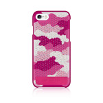 Bling My Thing Cascade Camouflage for iPhone7 (Pink)