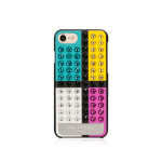 Bling My Thing Extravaganza De Stijl for iPhone7 (Vivid)