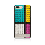 Bling My Thing Extravaganza De Stijl for iPhone7 Plus (Vivid)