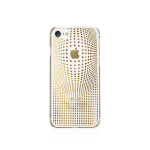 Bling My Thing Warp Deluxe for iPhone8 (Gold)