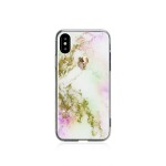 Bling My Thing TREASURE for iPhoneX (Unicorn + Gold Skull)