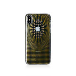 Bling My Thing WARP DELUXE for iPhoneX (Gold)